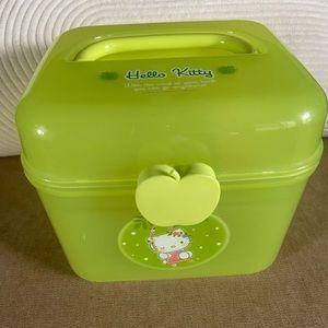 Vintage Hello Kitty case